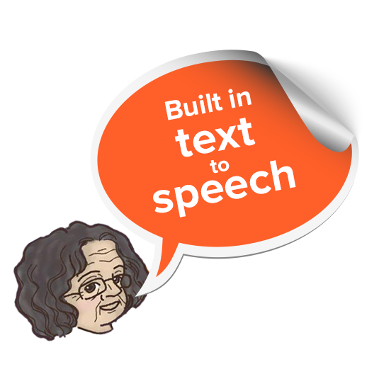 Built-in Text to Speech