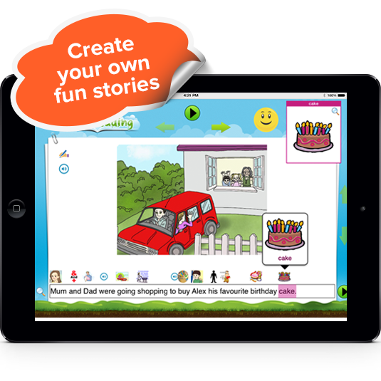 Create Your Own Fun Stories